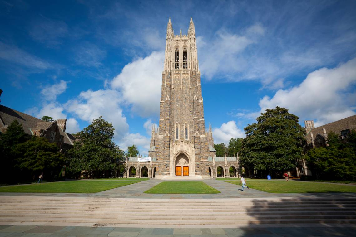 Photo of Duke Chapel by Duke Photography