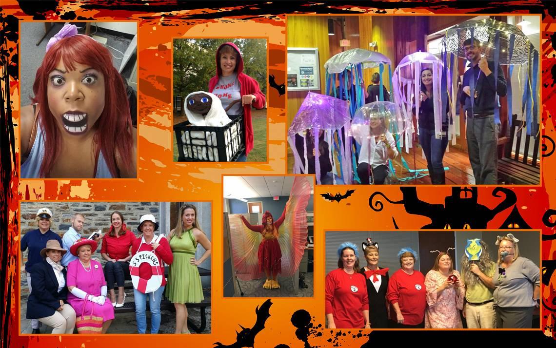 Voting in Working@Duke's Halloween photo contest runs until 4 p.m. Nov. 3.