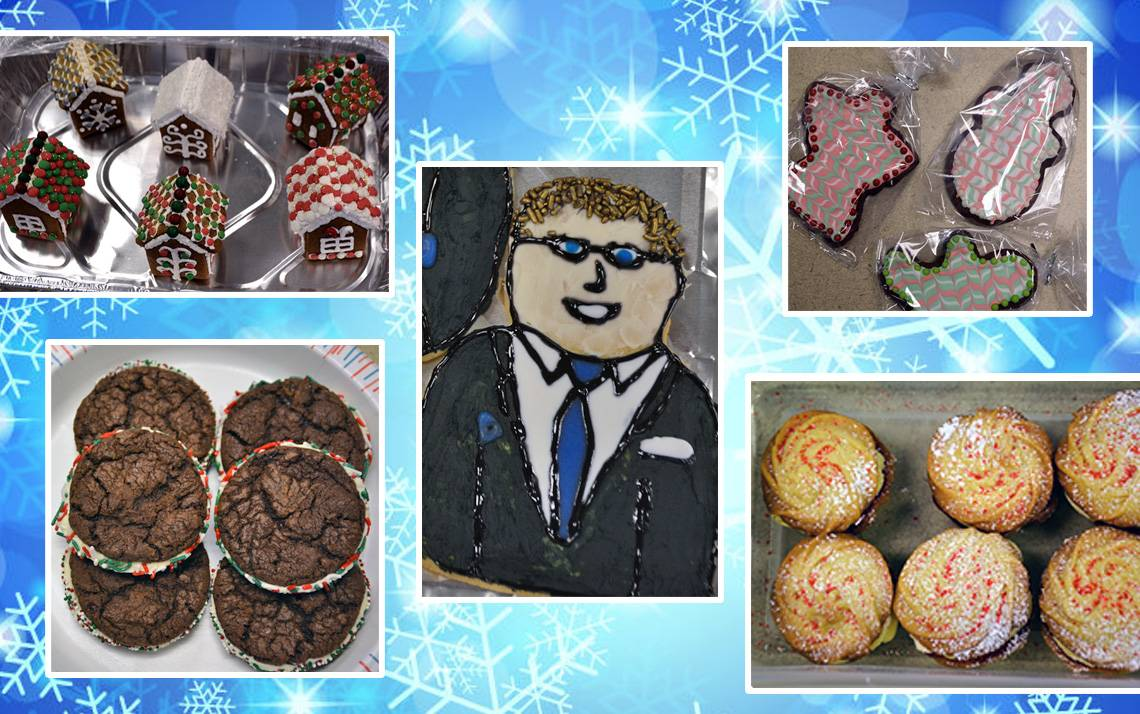 Winners named in Working@Duke Holiday Cookie Contest