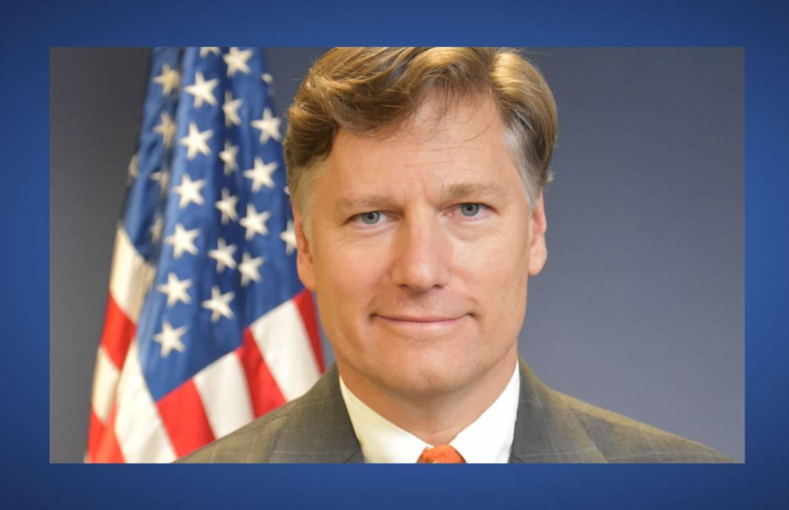 Christopher Landau, U.S. Ambassador to Mexico