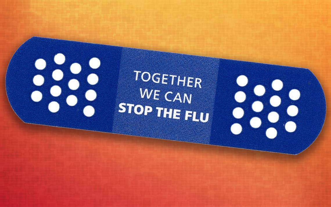Free flu vaccines are available now at campus locations.