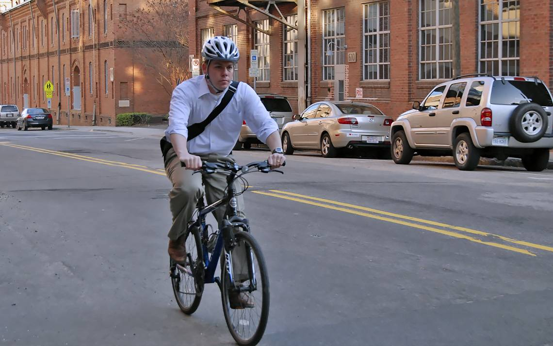 Duke community members can buy bikes, get bikes fitted, and register them on Sept. 23
