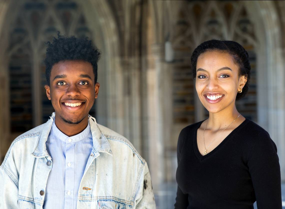 Two Students Selected for New Duke Chapel Theology and Arts Fellowship