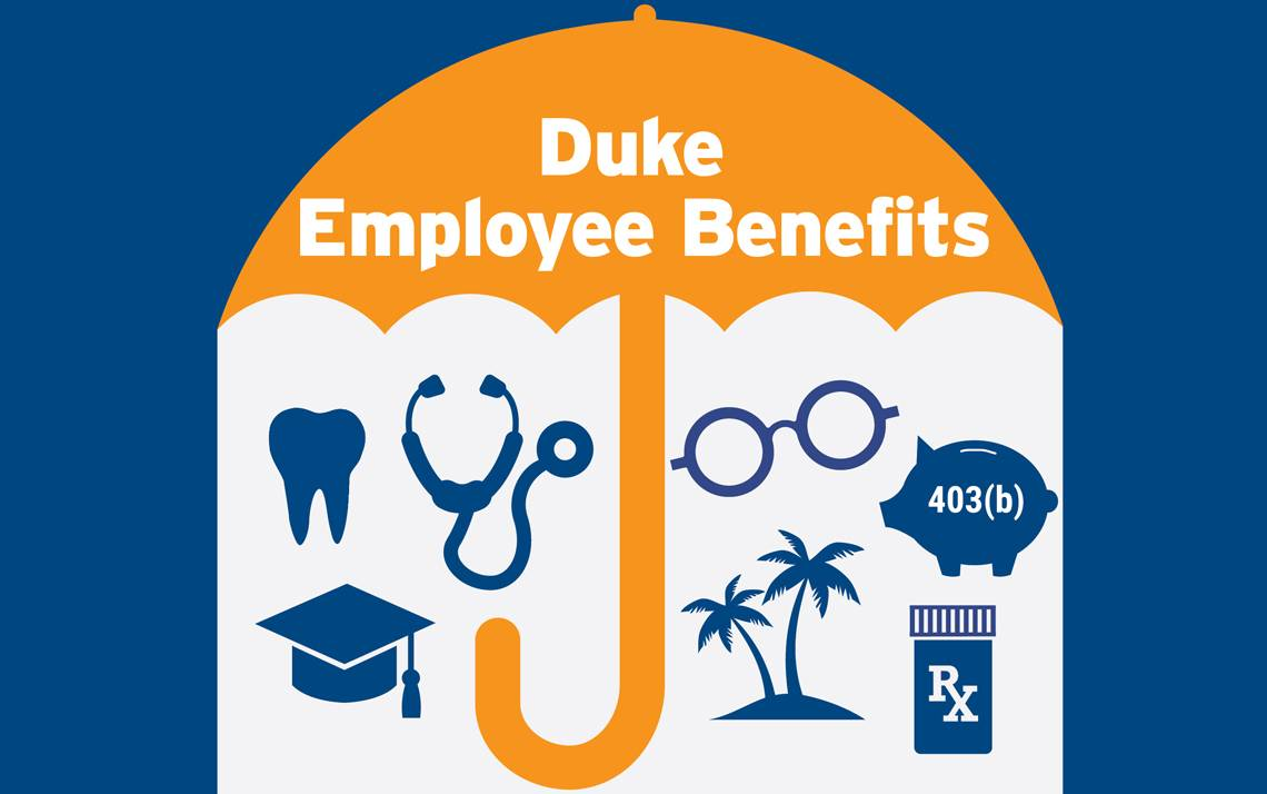 Duke offers a variety of benefits to its faculty and staff.