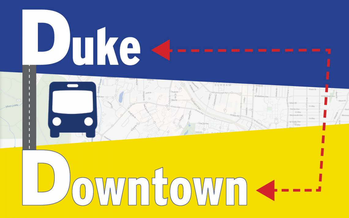 Two free shuttles will run from 7 a.m. to 6 p.m. Monday to Friday.