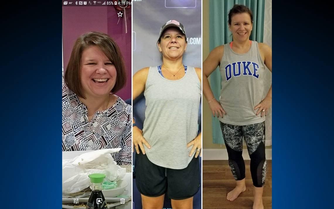 Emma Albright has lost 65 pounds since January of 2018. Photo courtesy of Emma Albright.