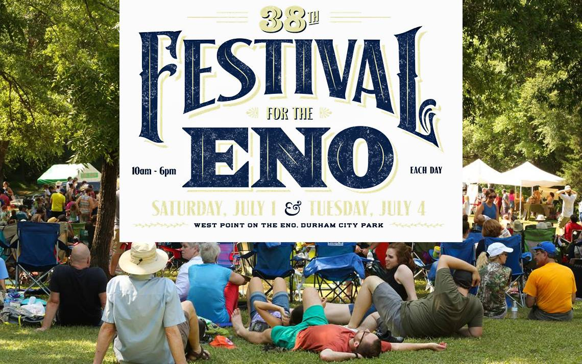 Duke employees can get 20 percent off tickets to the Festival for the Eno.