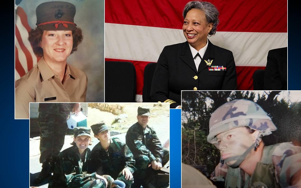 Women make up 30 percent of Duke's veterans population.