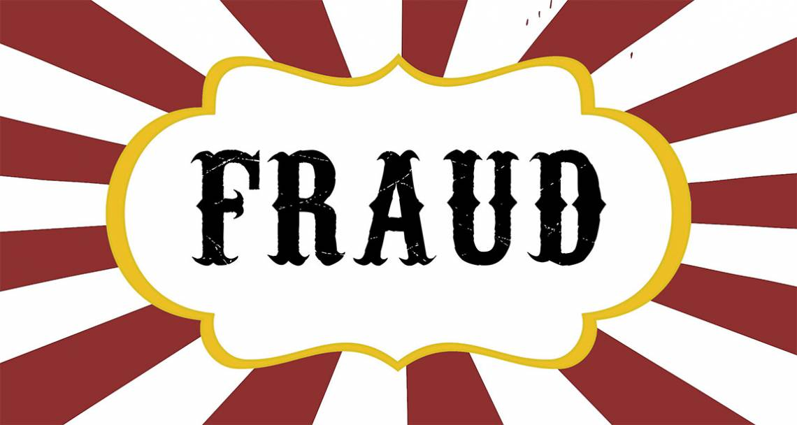 Fraud has been part of the American economy from its earliest days.