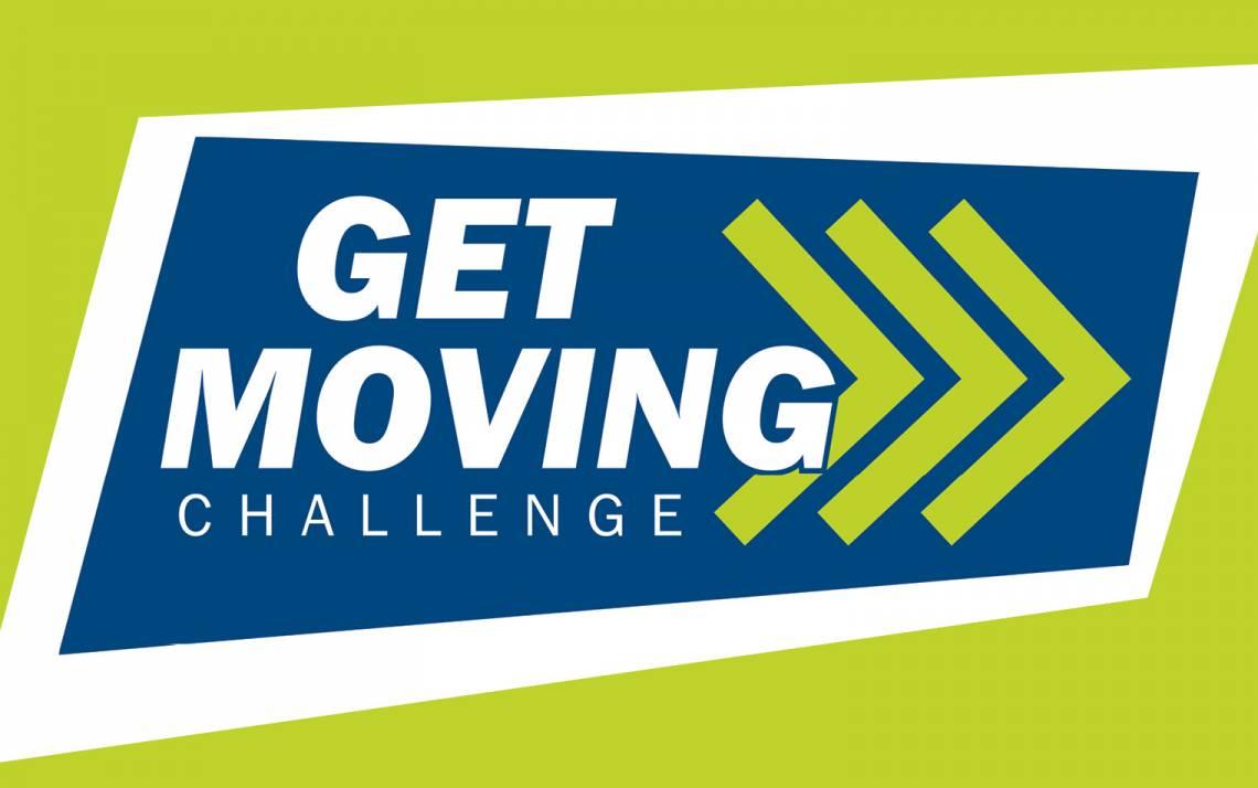 Get Moving Challenge begins Jan. 8