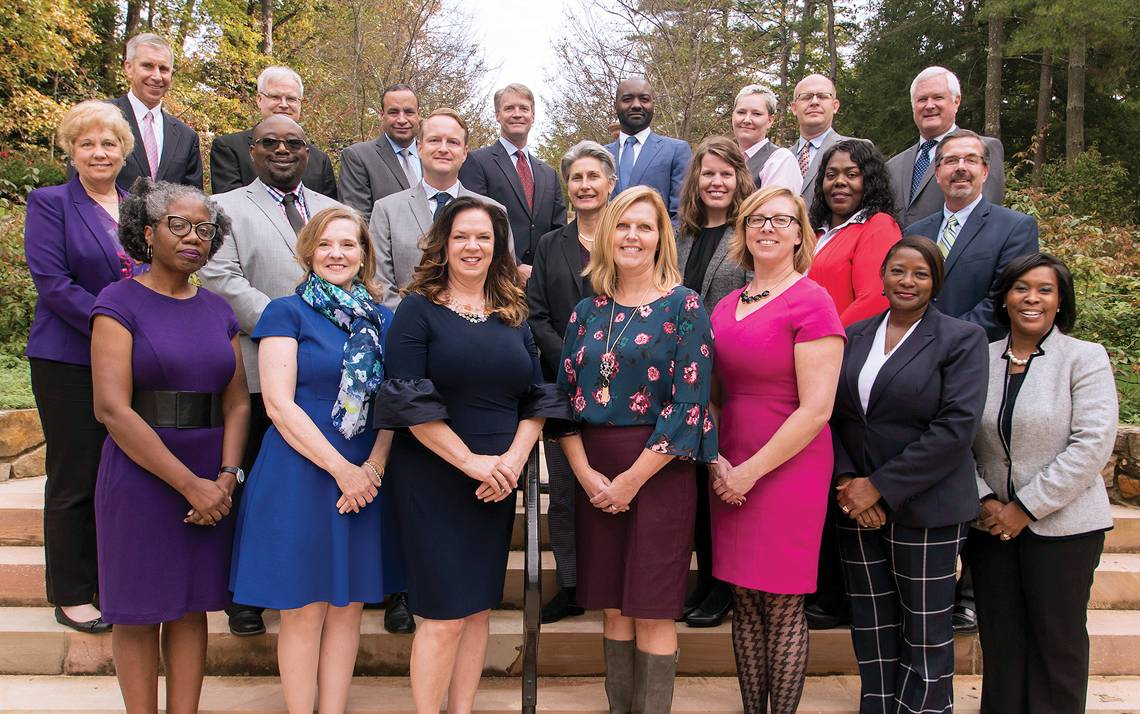 The 2018 class of the Duke Leadership Academy is the most recent group to take part in the program which began a decade ago.