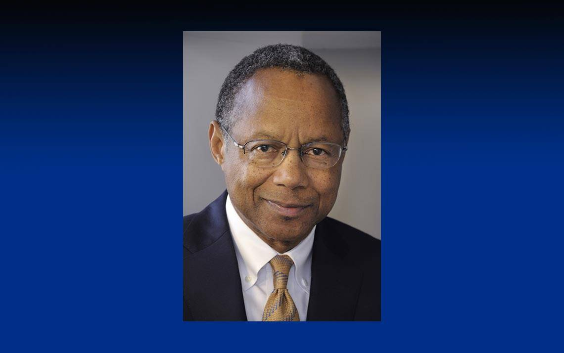 Chancellor A. Eugene Washington, M.D., M.P.H., M.Sc.