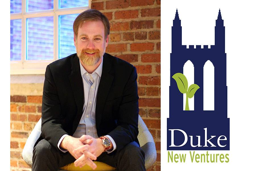 Rob Hallford Duke New Ventures