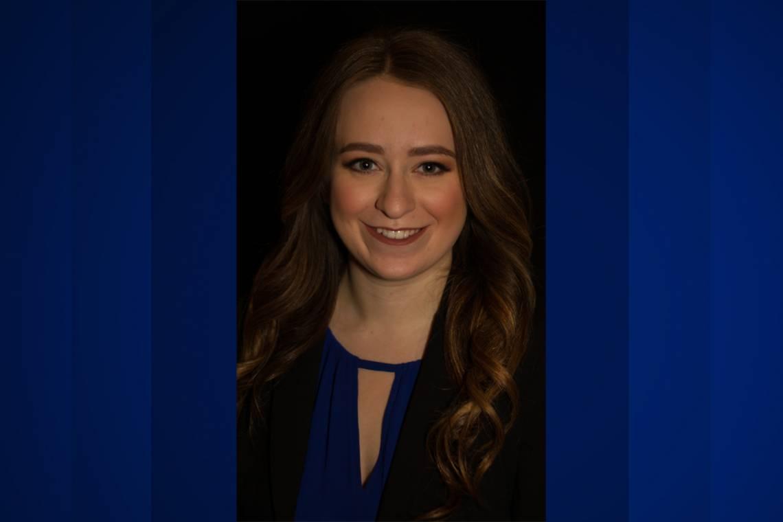 Truman Scholar Carlee Goldberg