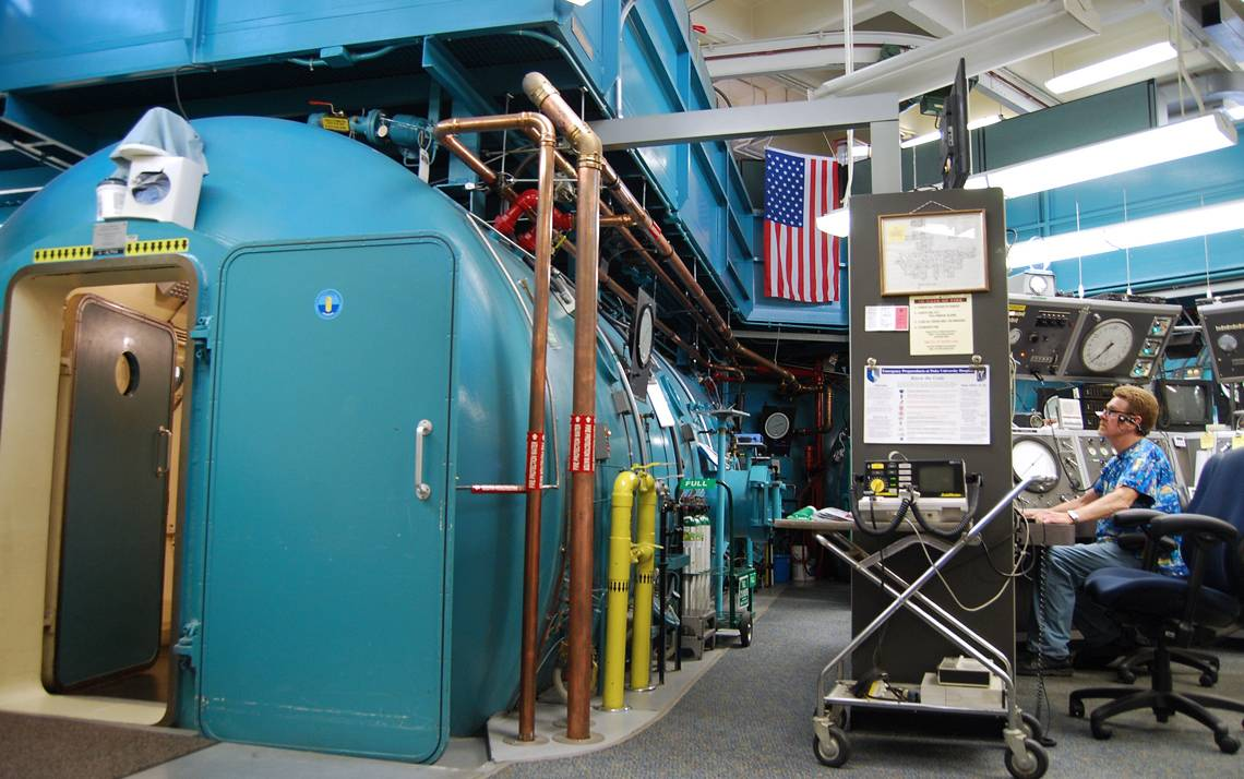 Duke's Center for Hyperbaric Medicine and Environmental Physiology