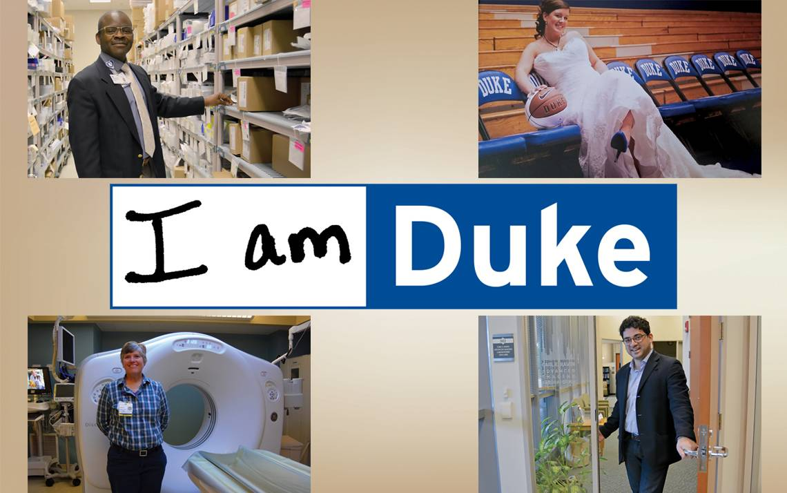 Why employees apply to Duke and how their jobs changed their lives