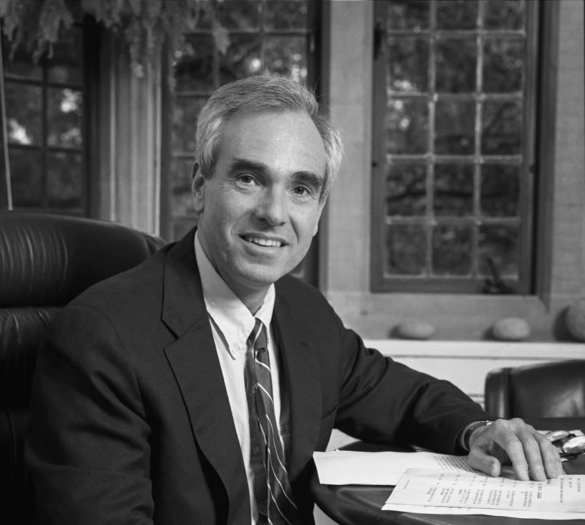 Former Duke University President Keith Brodie Dies