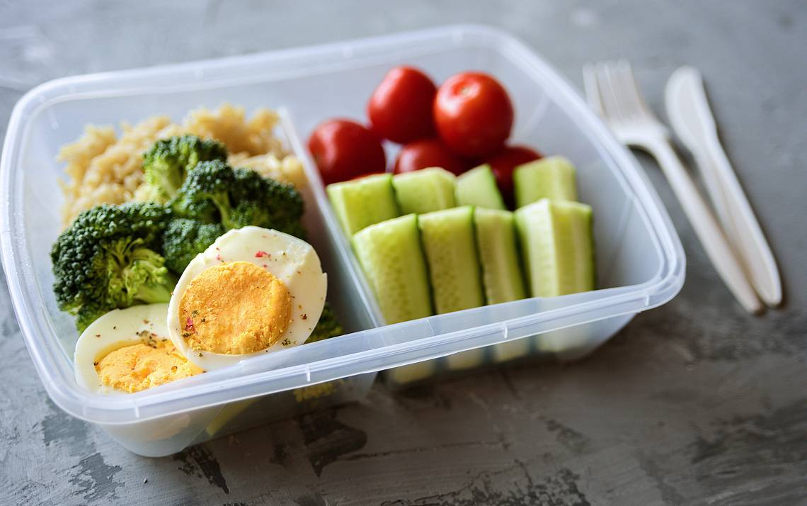 How to Pack a Healthy Lunch | Duke Today
