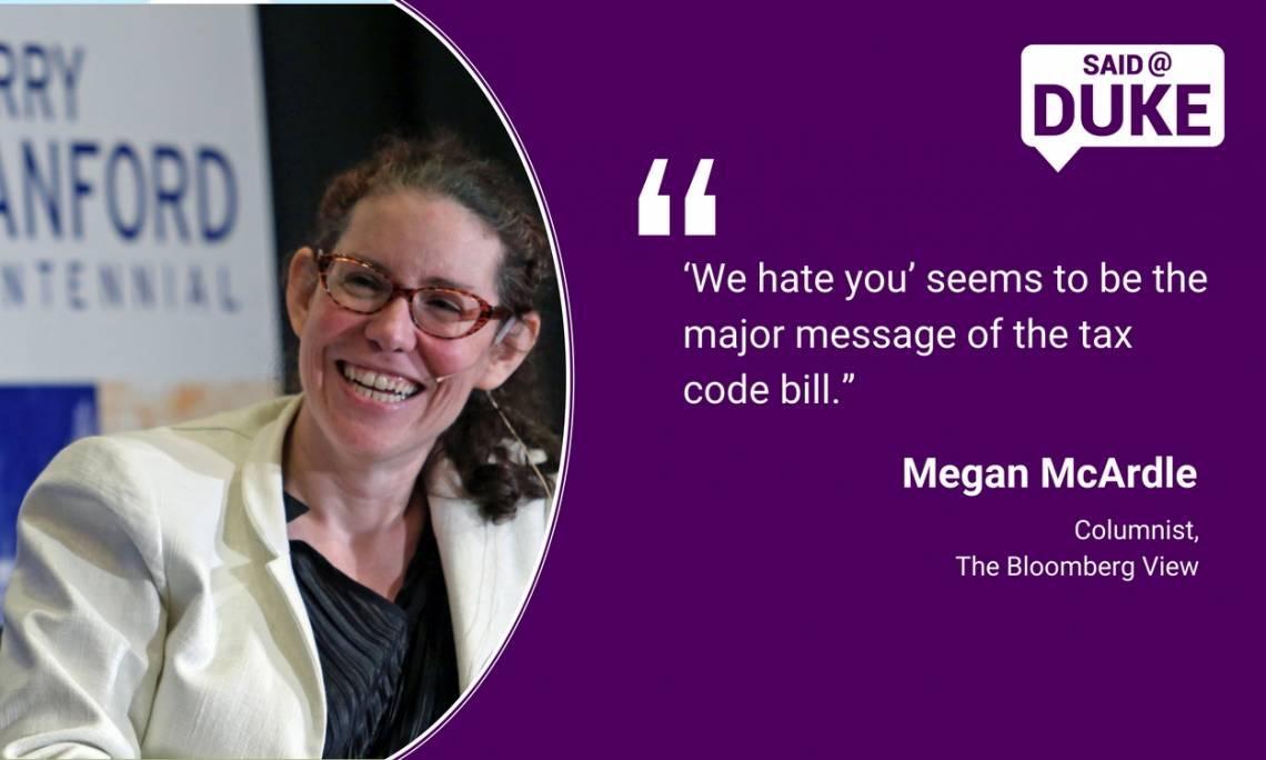 Megan McArdle: We hate you seems to be the message of the tax code