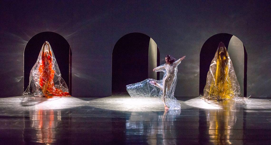 Shen Wei Dance Arts will perform