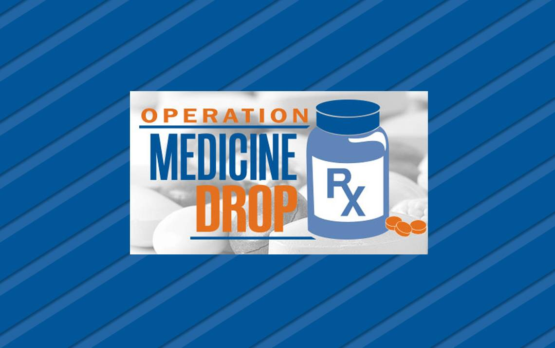 Operation Medicine Drop is on April 27 at Duke University Hospital and Duke South Clinic.