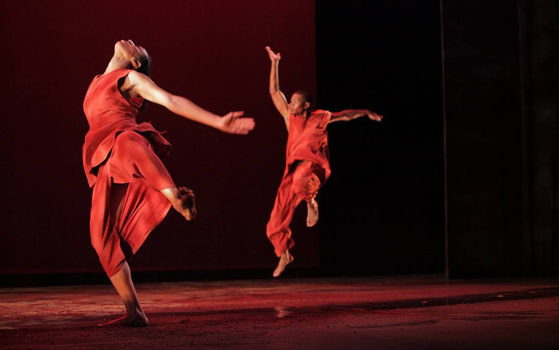The American Dance Festival runs June 14 to July 21.