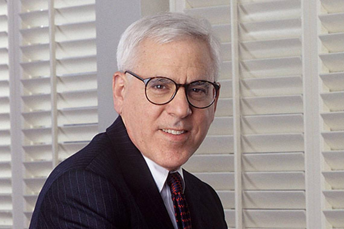 Duke Trustee Chair David Rubenstein will deliver the address at Duke's 2017 commencement ceremony.