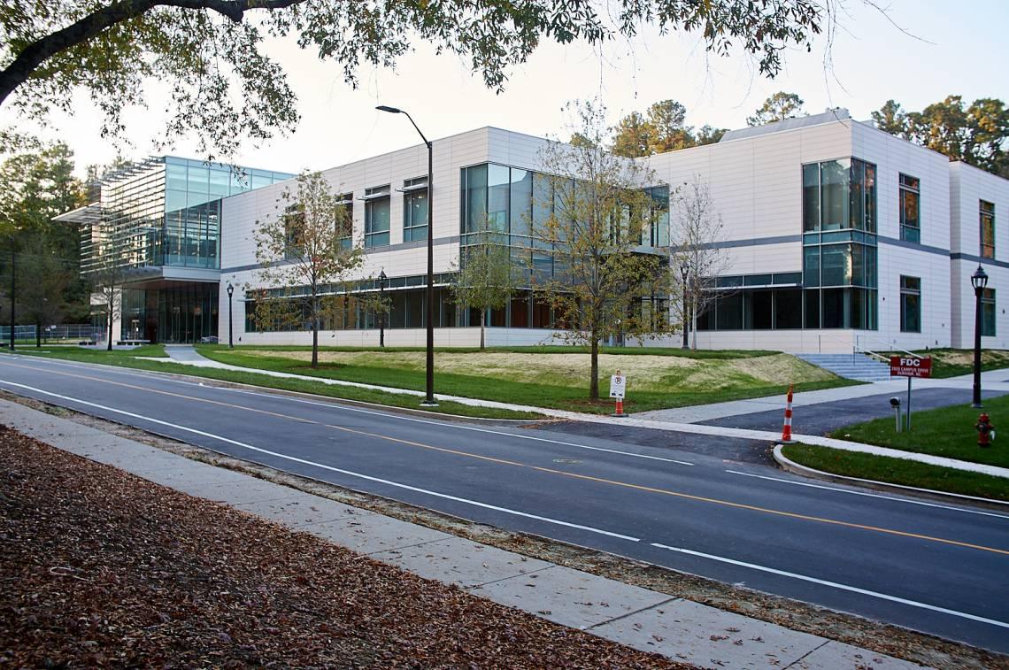Duke's new Rubenstein Arts Center Opens January 8, 2018
