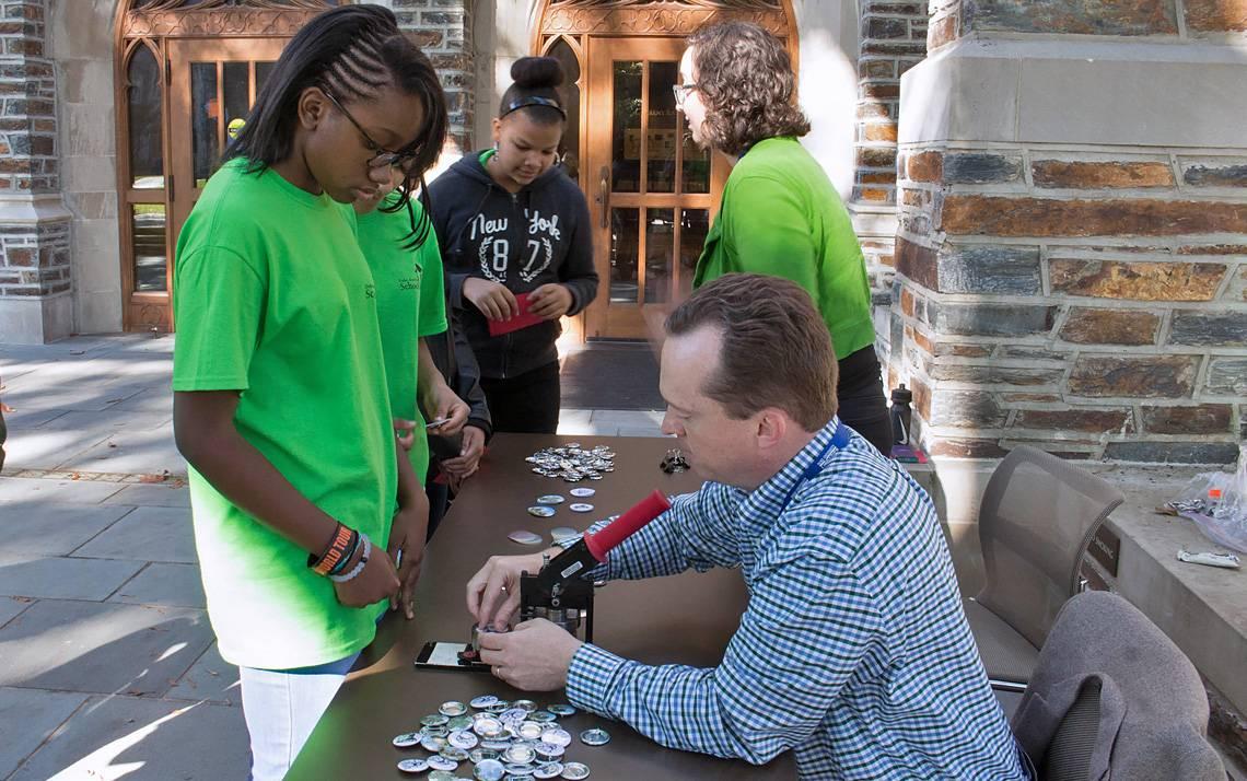 Volunteers Needed For Duke Durham School Days Duke Today