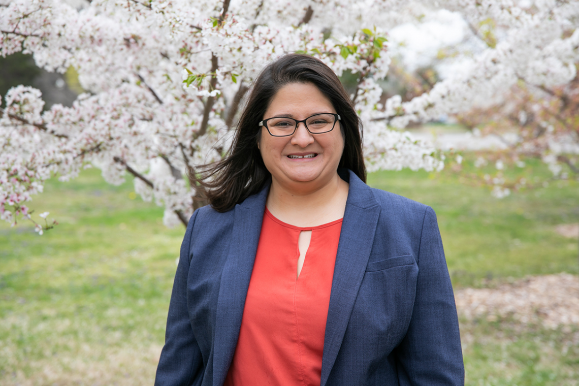 Shruti Desai has been appointed Associate Vice President of Student Affairs for Campus Life.