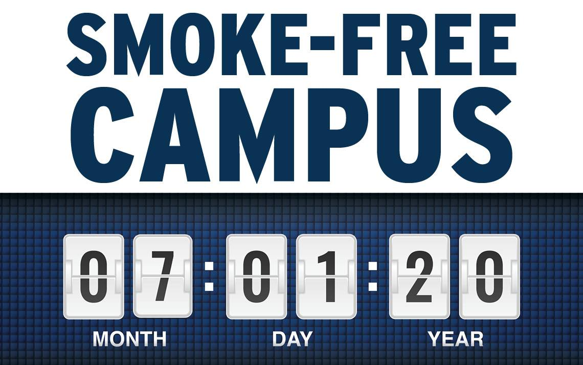 Duke will become a smoke-free campus beginning July 1, 2020.