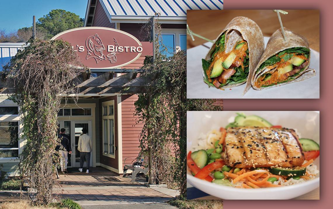Thrive Kitchen and Catering features grab-and-go options plus a nightly buffet.