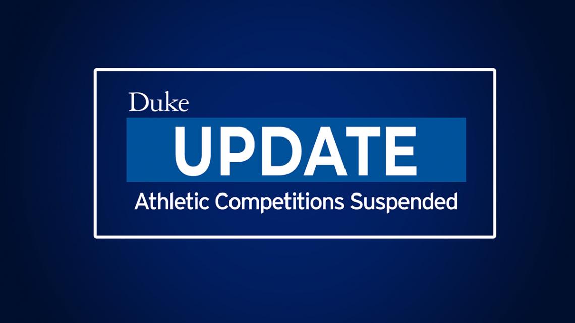 university update on athletics