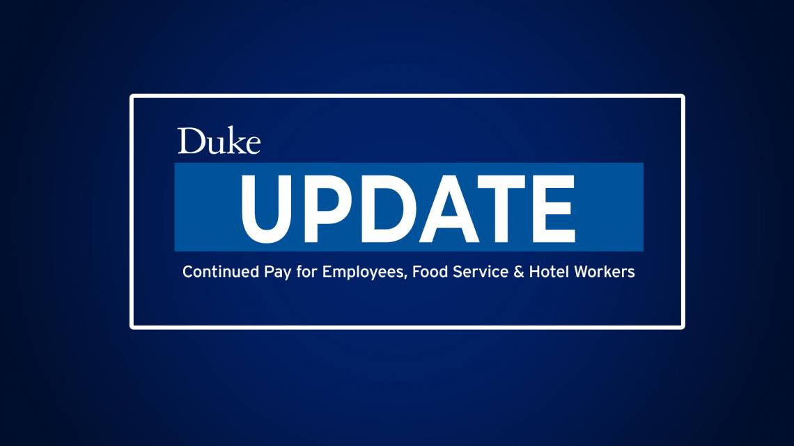 Update: Pay for Employees, Food Service and Hotel Workers