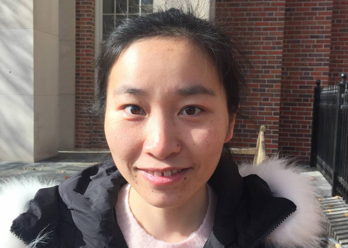 Jiuya Wang, Phillip Griffiths Assistant Research Professor of Mathematics, has been awarded the 2019 Dissertation Prize by the Association for Women in Mathematics.