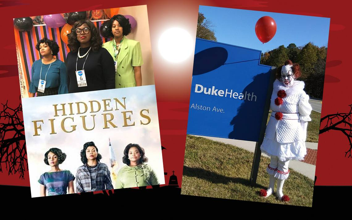 This year's Blue Devil Halloween Photo Contest received nearly 75 submissions.