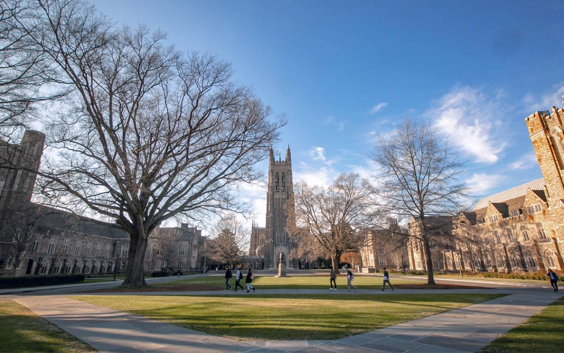 "Duke Named A ""Best Employer For Women"" in 2020"