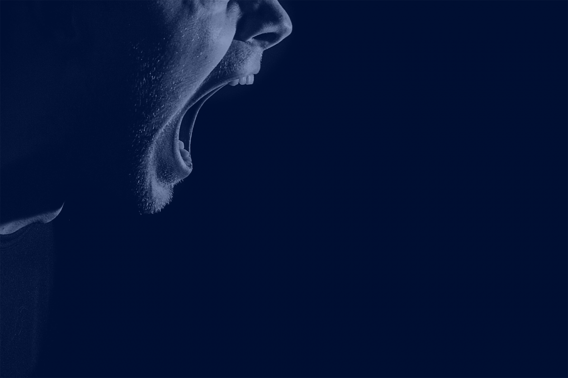 Study suggests that young males who are concerned with their reputation are more likely to turn aggressive if they believe their manhood is being challenged.