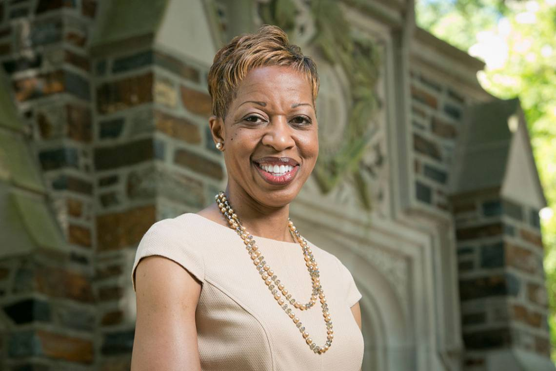 In her first term, Trinity College Dean Valerie Ashby has strengthened arts & sciences collaborations across the university.