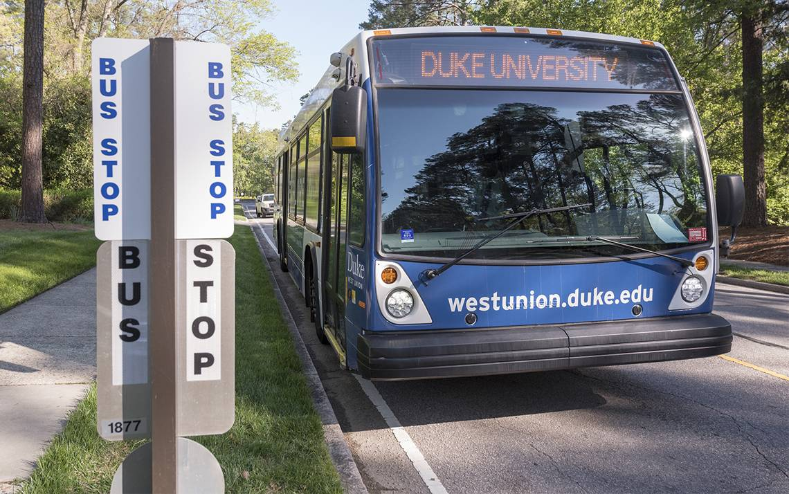 Parking and Transportation Services will adjust some bus routes during fall break.