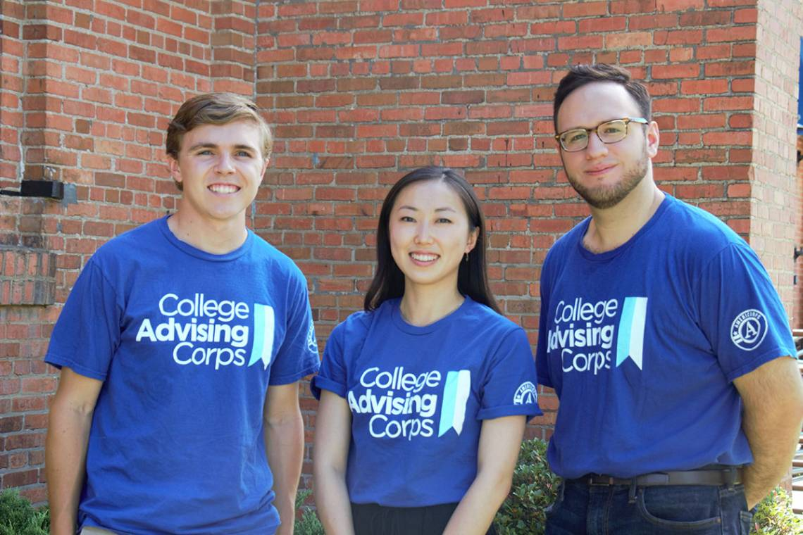 Duke College Advising Corps a Win-Win for Aspiring