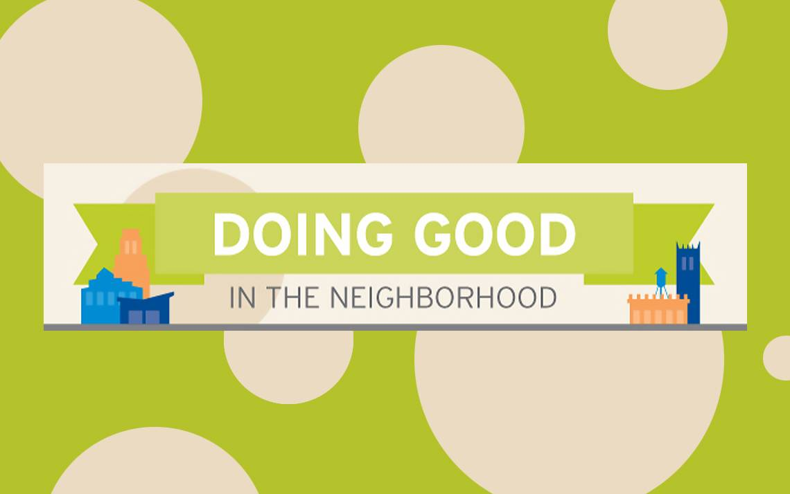 more employees participate in doing good in the neighborhood more employees participate in doing good in the neighborhood