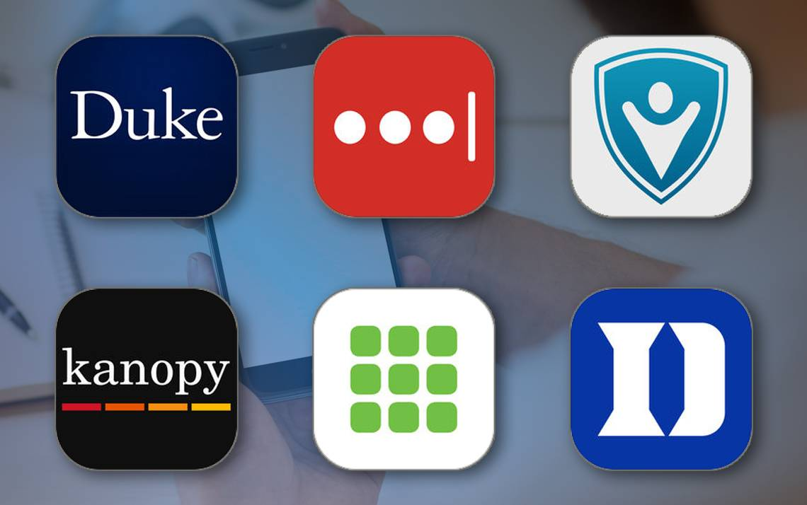 Logos of the apps mentioned in the story.