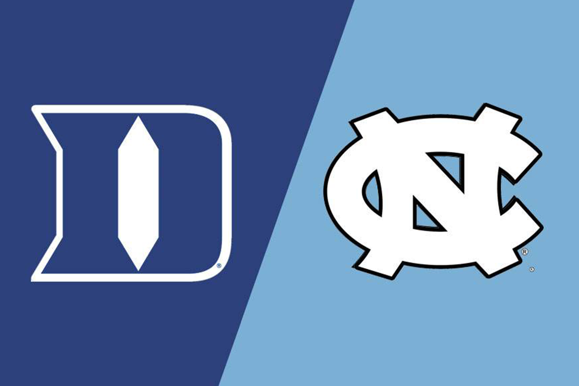 Duke Blue Devil, UNC Ram logos