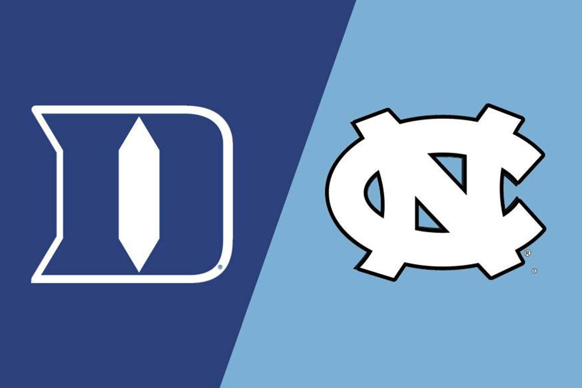 Duke Blue Devil, UNC Ram logos
