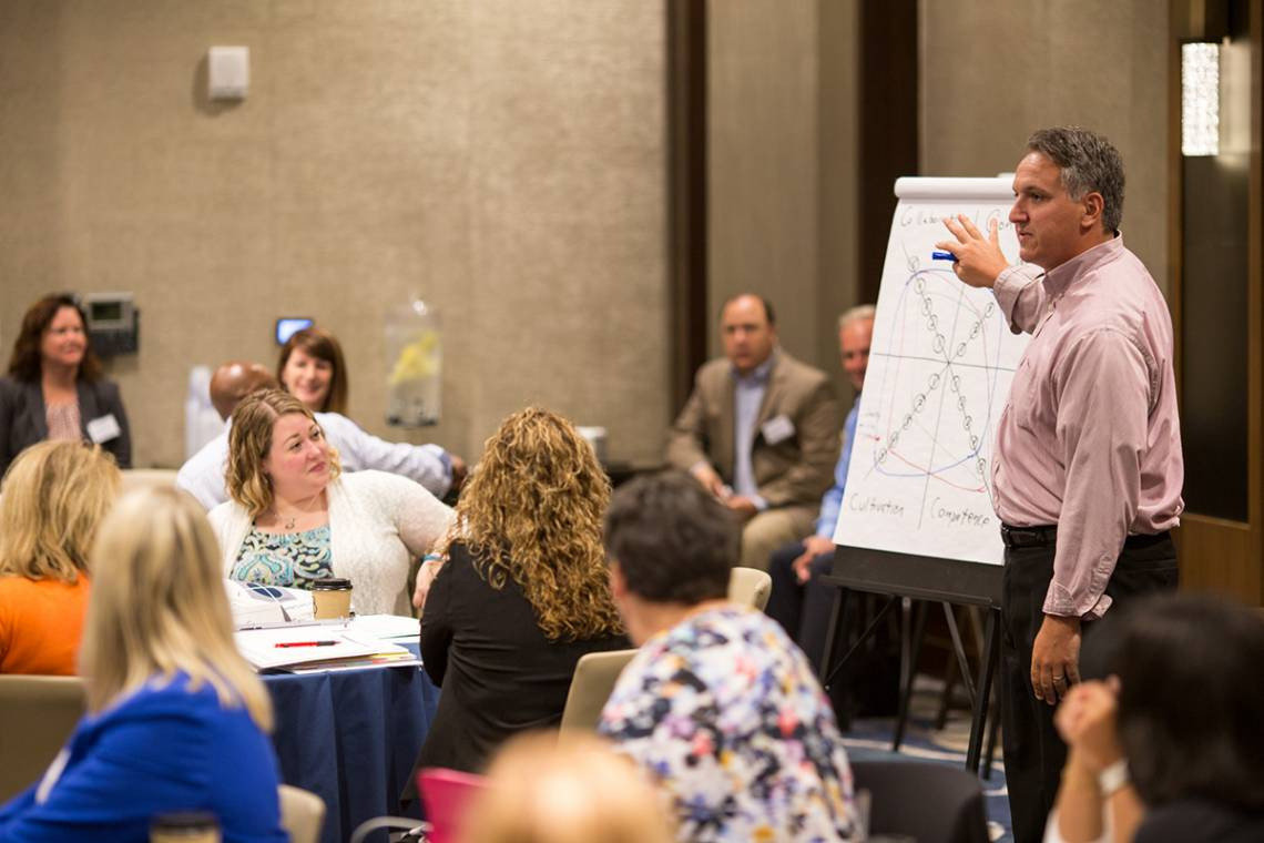 A new Duke Corporate Education program focuses on training project leaders to adapt to changing business circumstances.