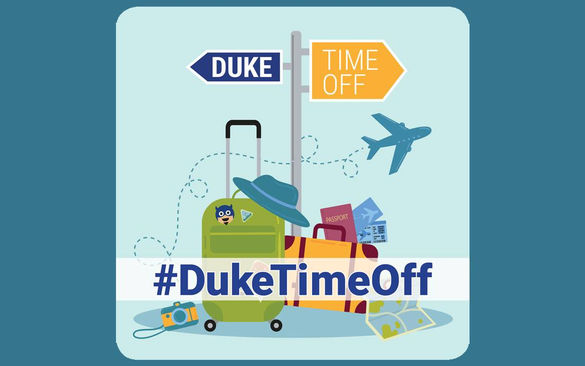 Prizes include an overnight stay at JB Duke Hotel, dinner at Washington Duke Inn and Duke Stores swag