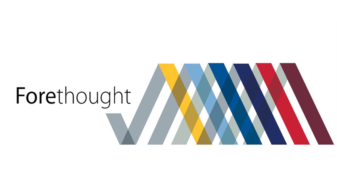 RTI International's Forethought program logo