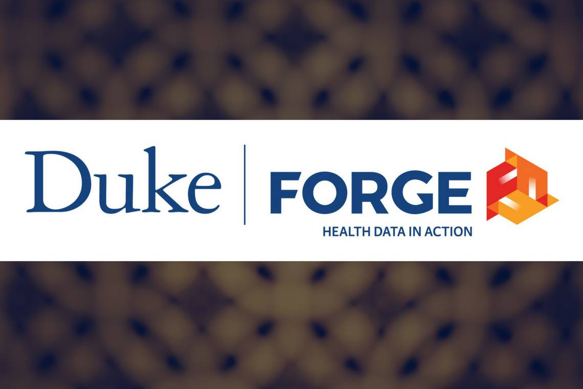 Duke Forge is the new brand of the health data center