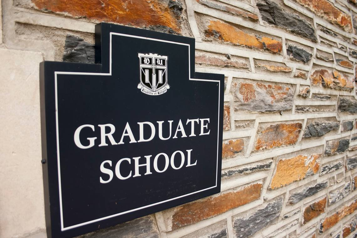 The Graduate School is now extending tuition scholarships to sixth-year Ph.D. students.